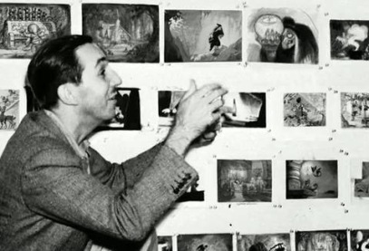 Walt_Disney_storyboards